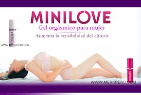 Minilove Gel Orgásmico