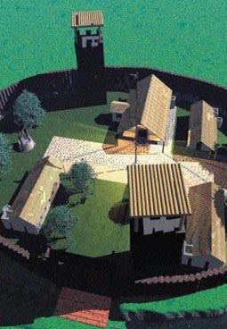 EL MONUMENTO-MUSEO REPRESENTATIVO FUERTE SANCTI SPIRITUS