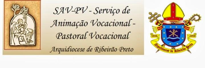 SAV – Serviço de Animação Vocacional da Arquidioce de Ribeirão Preto