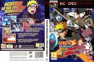 Free Dowmload Games Naruto Ultimate Ninja 5