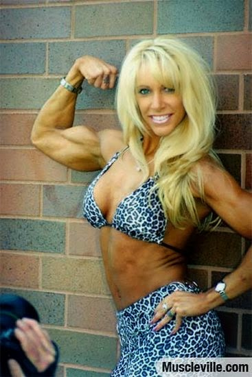 Debbie Auer - Female Fitness Competitors