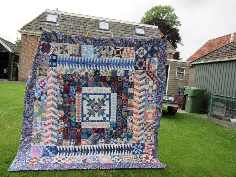 Blokken quilt