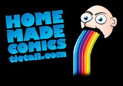 Home made comics