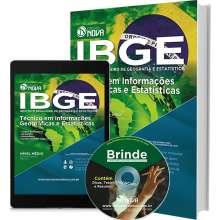 IBGE - Apostilas e Curso