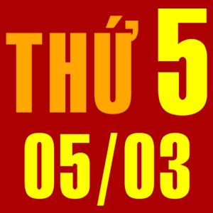 Tử vi 5/3/2015 Thứ Năm - 12 Cung Hoàng Đạo hôm nay