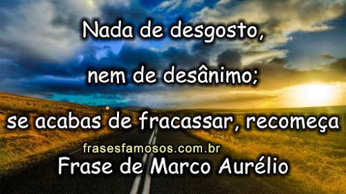 Frases de Marco Aurélio