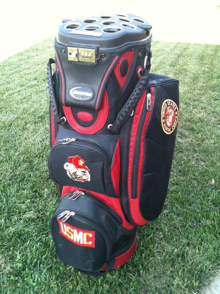 Usmc Golf Bag Trend Bags