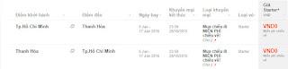 Mua vé máy bay đi Thanh Hóa ~ miễn phí chiều về của Jetstar