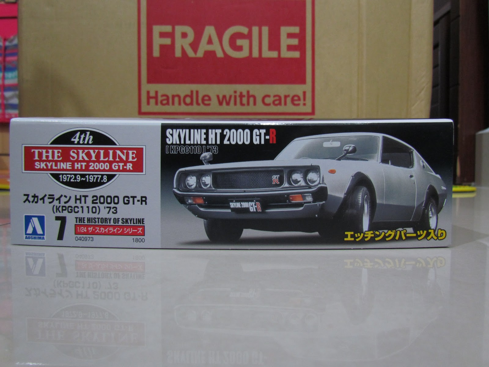 Mha Hobby 2013 Nissan Gt R Silver No 23 Tomica Reguler Takara Tomy Aoshima Model Kit 1 24 Skyline Kenmeri Ht 2000gt Kpgc110 73 Brand New Never Been Opened Ready To Assemble Detailed Scale