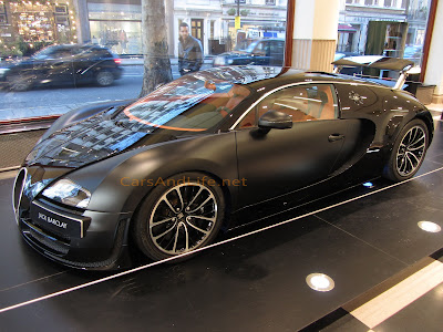 Bugatti Veyron Super Sport, 1200 HP from London and Ready to Buy: €2.1 Million