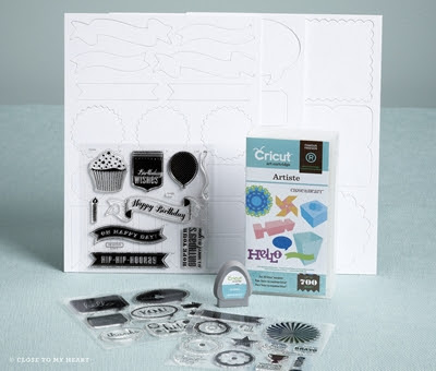 Cricut Artiste collection
