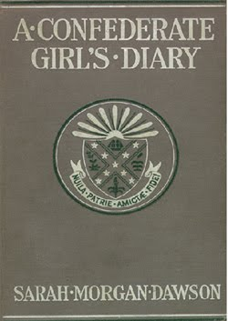 A CONFEDERATE GIRL&#39;S DIARY