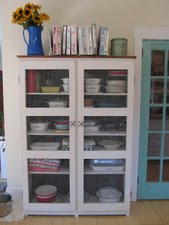 Kitchen Cupboard Makeover