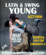 LATIN & SWING YOUNG EN BSD MÁLAGA CENTRO