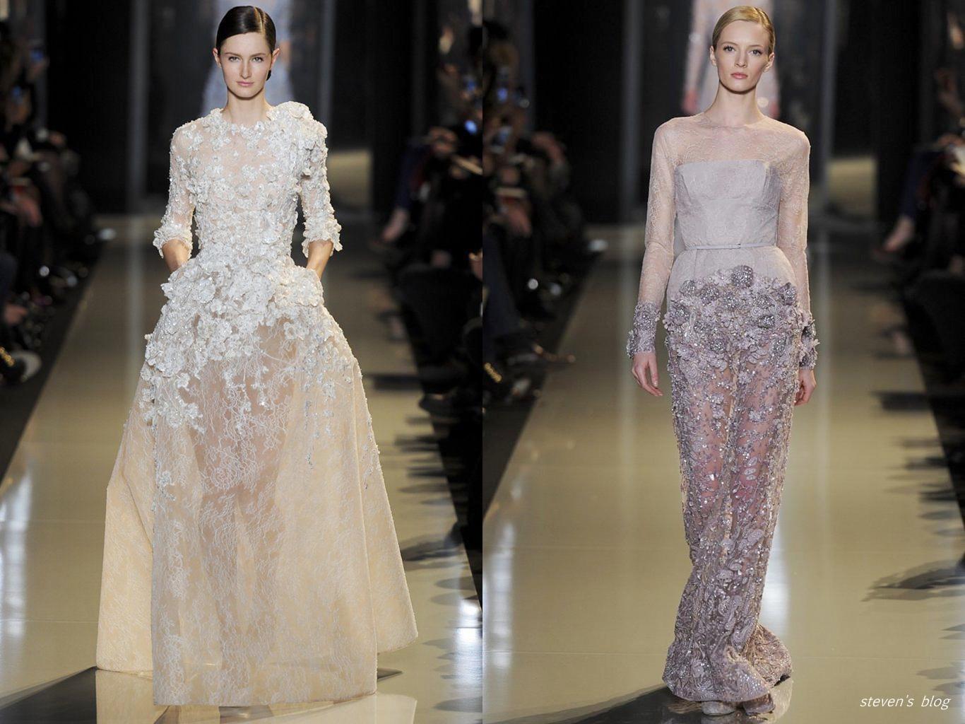 ELIE SAAB // Haute Couture s/s 2013