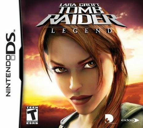 Tomb Raider Legend (Español) (Nintendo DS)