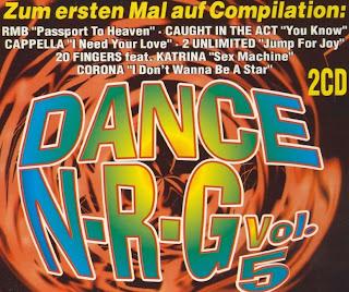 Dance N-R-G 5