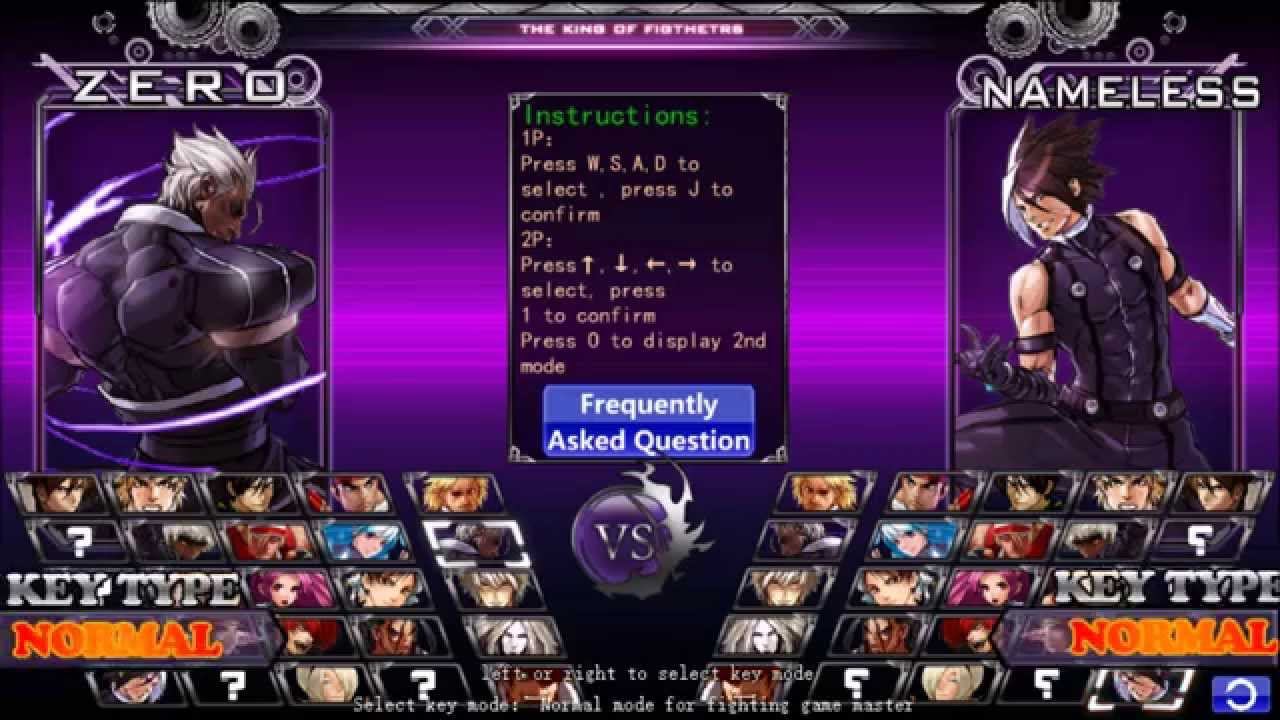 the king of fighters wing ex v10 pro gmers nd softwares