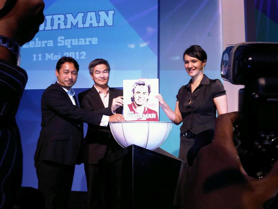 : Sumbangan seni penghibur nombor satu Asia, Datuk Sudirman Arshad