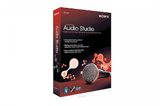 Sony Sound Forge Audio Studio - gue muda gue go blog