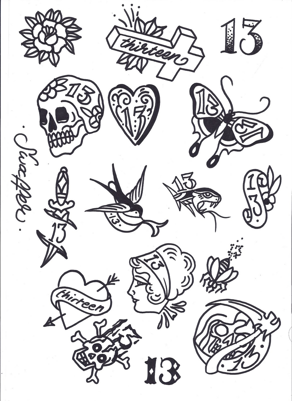 1000 images about tats and on pinterest dagger for Small tattoo flash