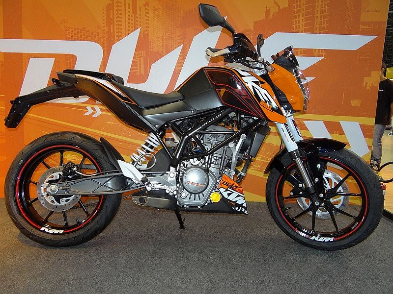 Ktm Cycle Price India
