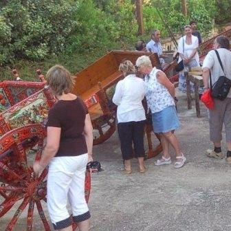 Visita Carretti Siciliani: Campi Estivi Siculiana