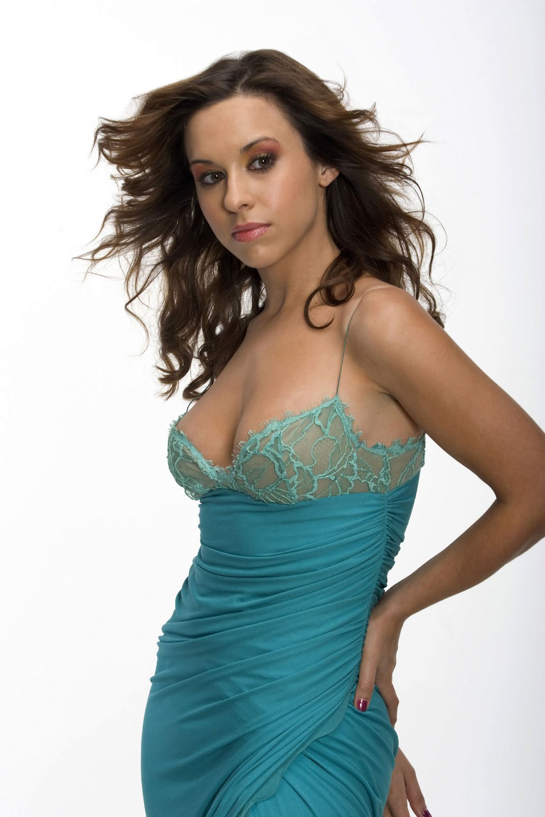 Lacey Chabert 34 C Cup Size2