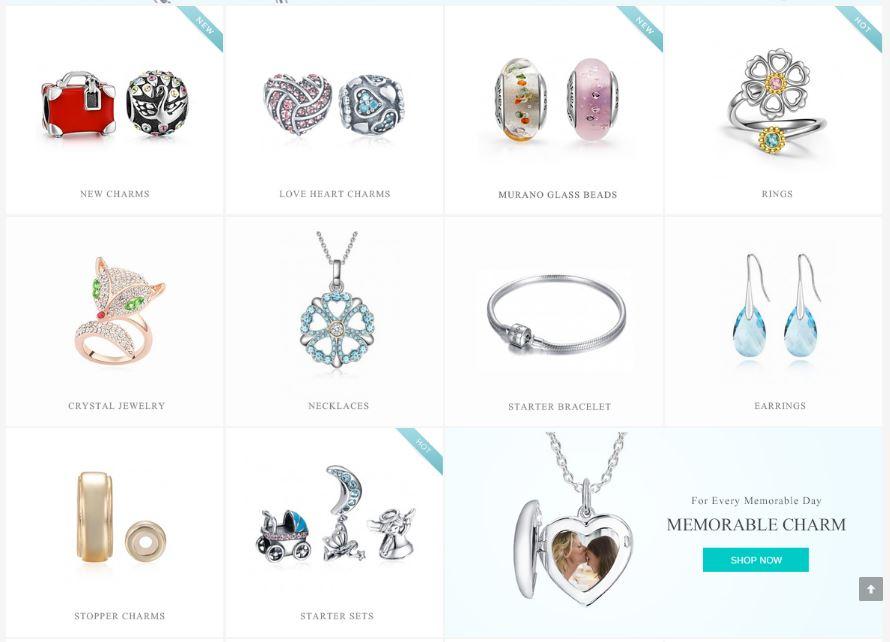 Soufeel Jewelry Charm Bracelet Hadiah Untuk Orang