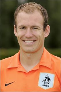 Arjen Robben Biography