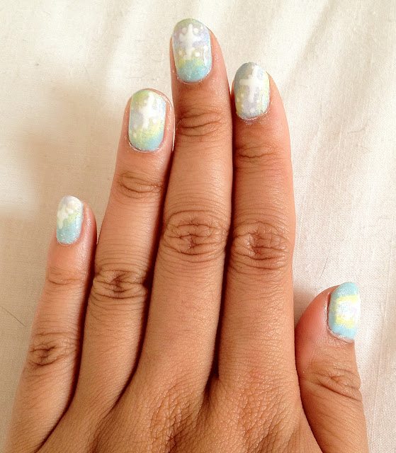 galaxy nails, pastel galaxy nails, dr who nails, my little pony, kids nail polish, nail varnish, nail polish, nail art, hot nails, nails, childrens nail art, my little pony, polly pocket, nebula nails, star nails