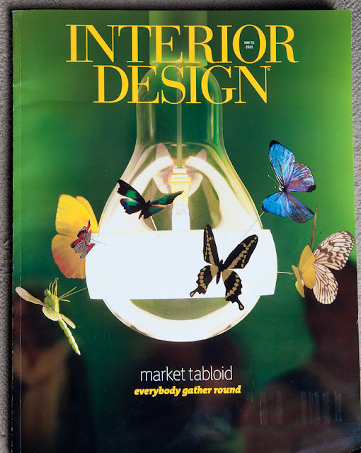 Interior Design magazine 2011