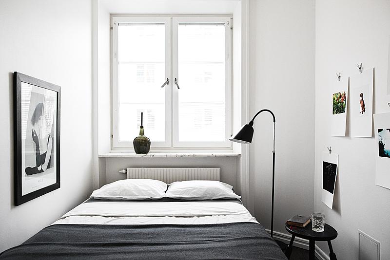 Inspiración nórdica para dormitorios