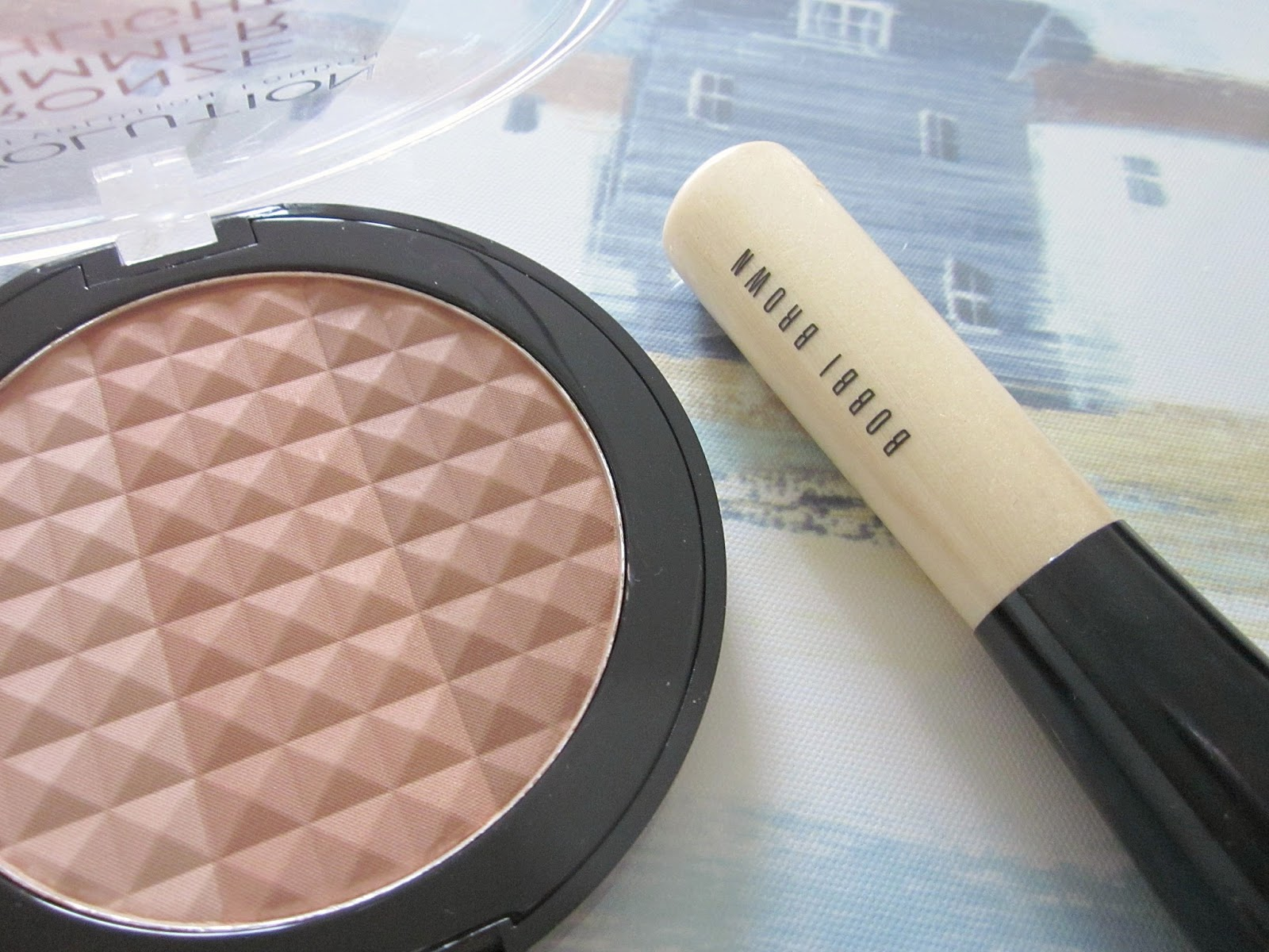 make up revolution ultra bronze glow