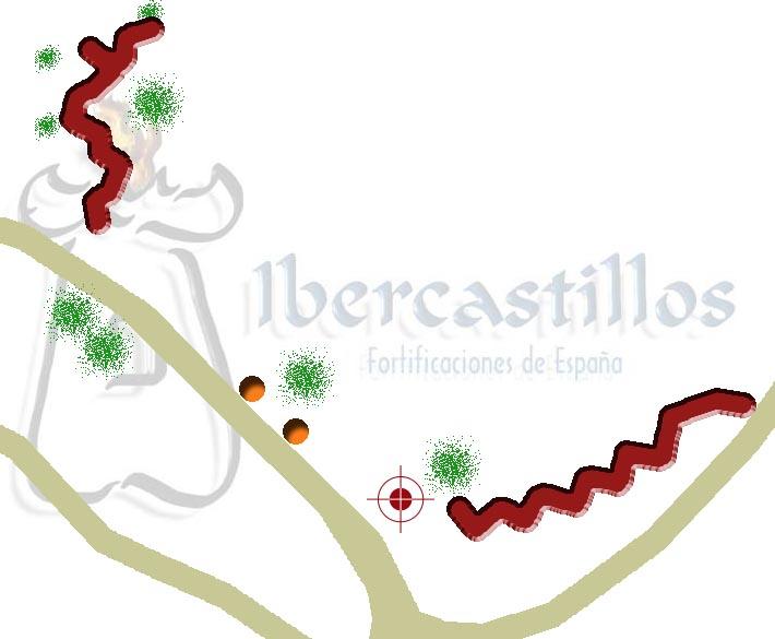 Croquis 14/TREP-001 Cerro de las Canas