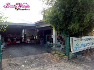 pusat kitar semula di selangor kuala lumpur malaysia. pusat recycle