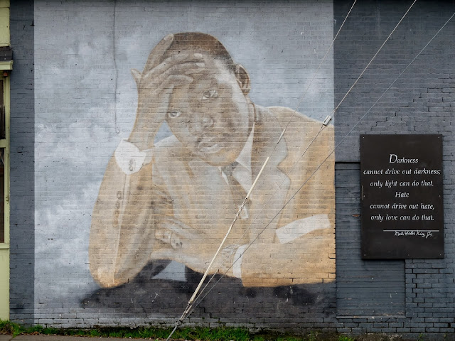 Mural – Martin Luther King Jr.