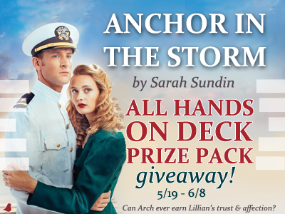 All Hands on Deck Giveaway