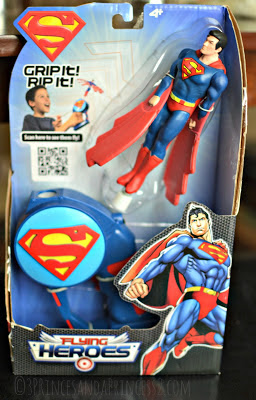 Flying Hero Superman Toy