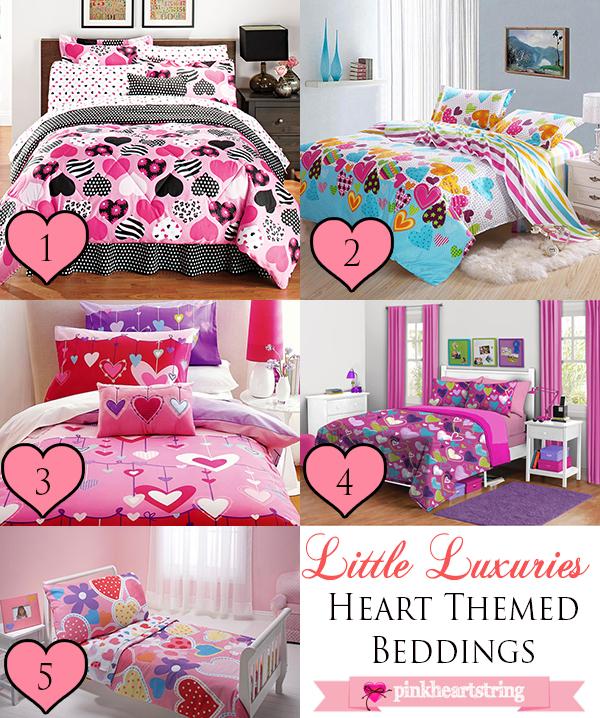 Heart  Comforter Sets