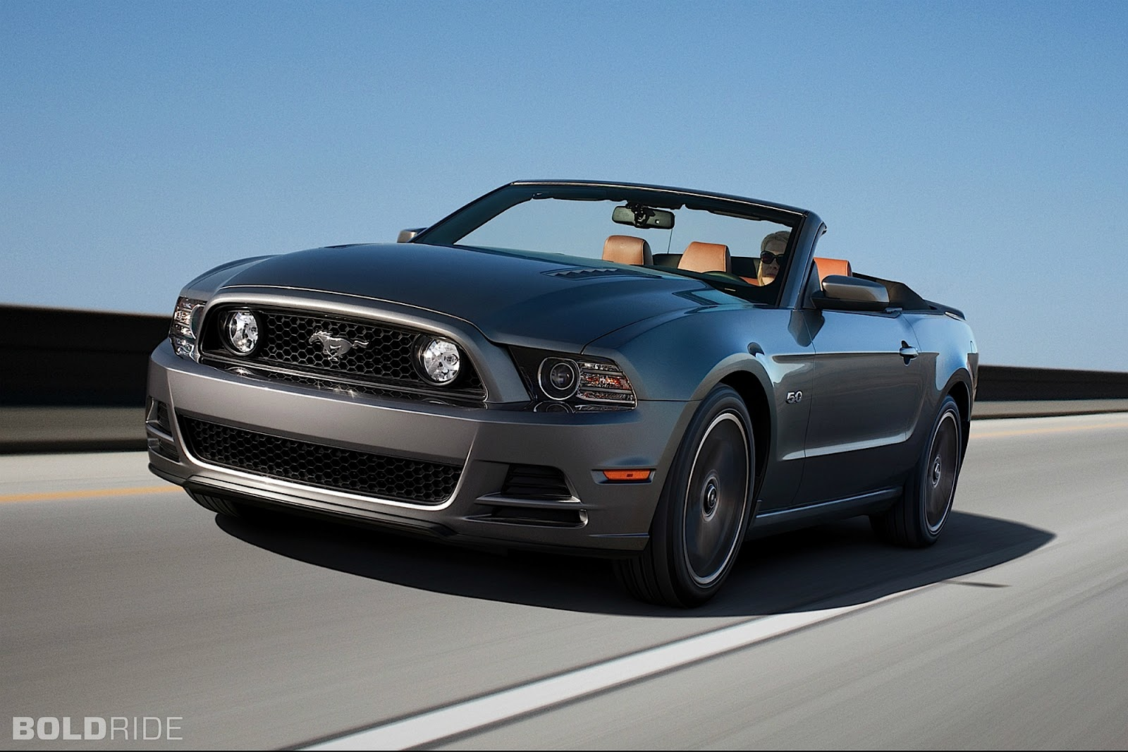 Ford Cars 2013 Ford Mustang Gt Convertible