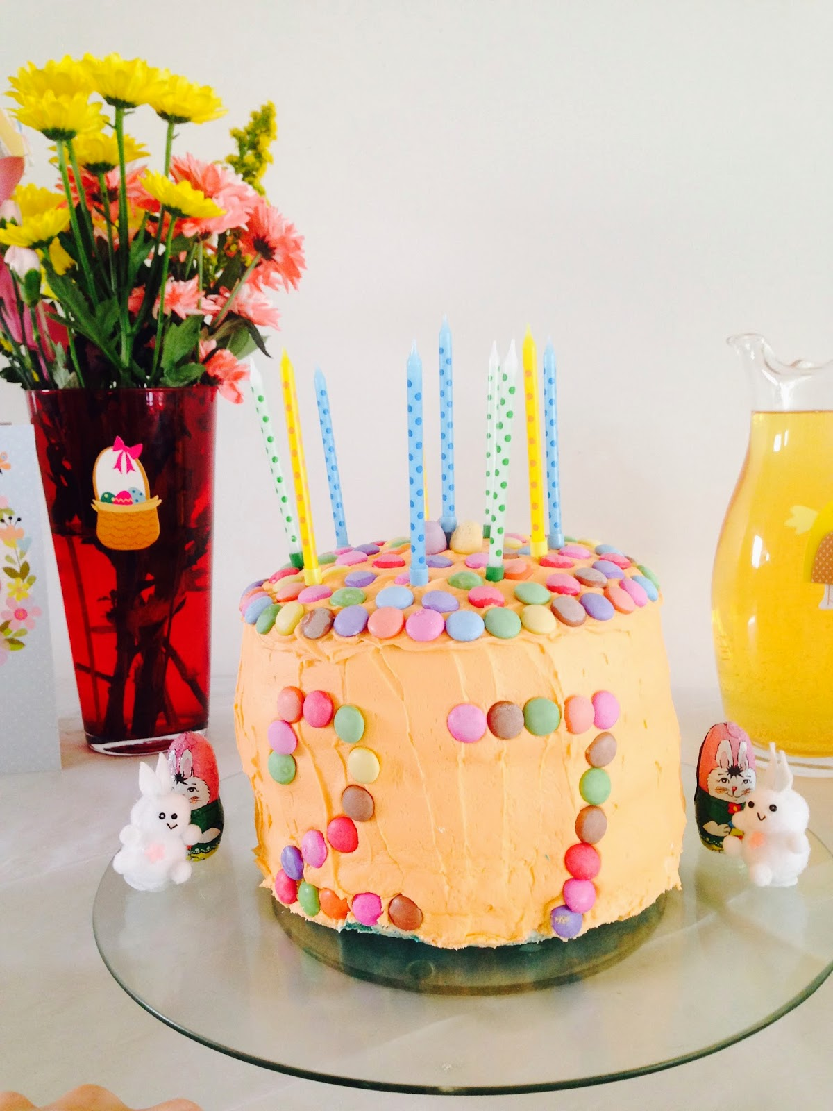DIY Easter Birthday Party