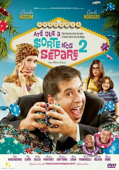 Filme Até Que A Sorte Nos Separe 2 Nacional AVI BDRip