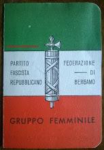 Partito Fascista Repubblicano Federazione di Bergamo