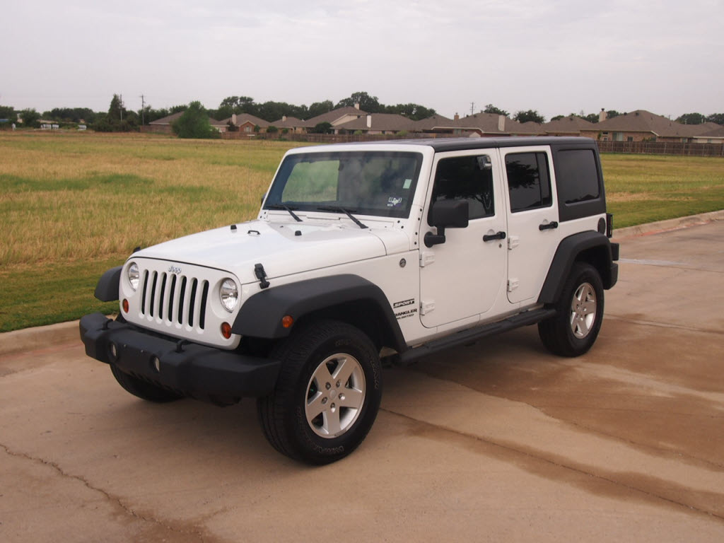 Jeep Wrangler Unlimited White 2014 2016 Jeep Wrangler Unlimited White 2014