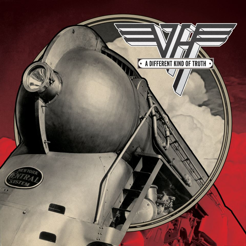 Van Halen - A different kind of truth (Interscope, 2012)