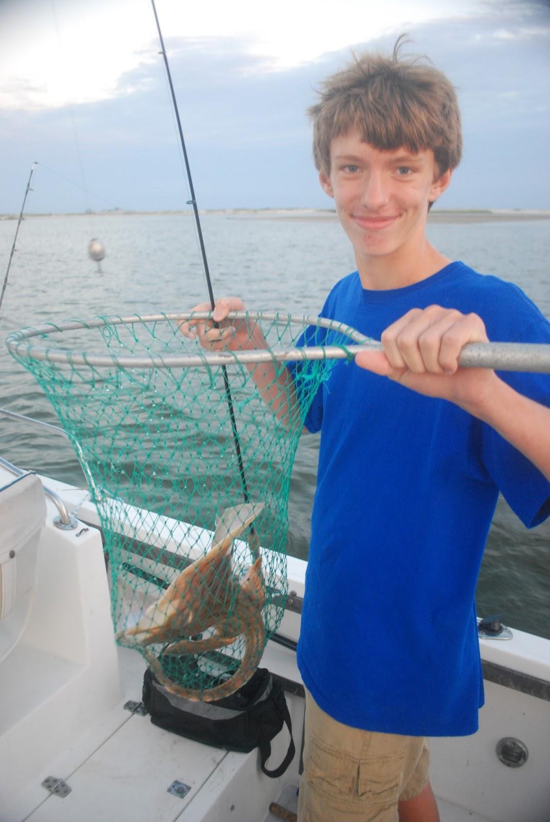 Fluke Fishing Long Beach Island