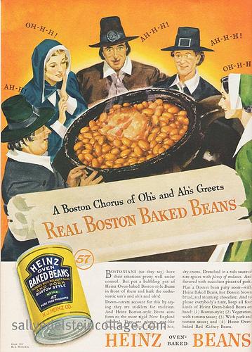 fine fettle  retro thanksgiving ads