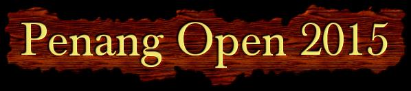 Penang Open 2015