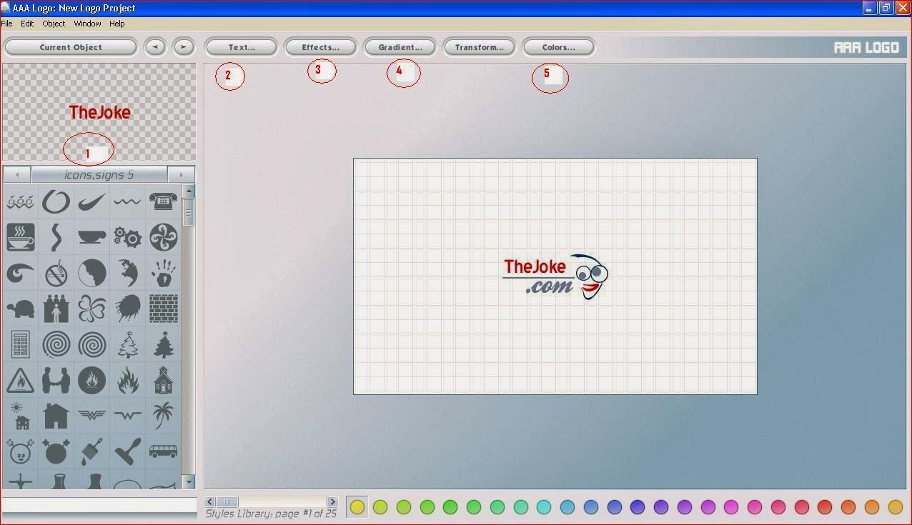 phần mềm aaalogo